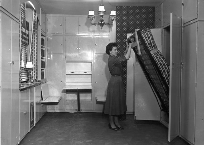 Sarah E. Goode: Foldaway bed inventor