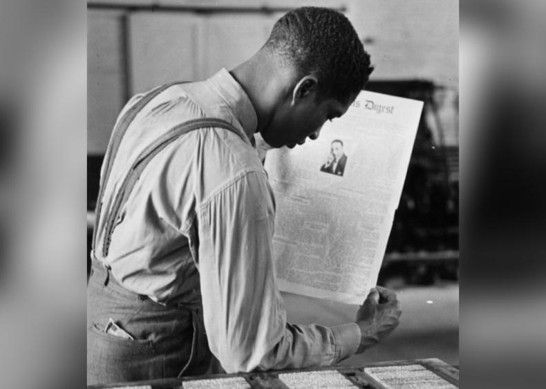 Leon H. Washington Jr.: The Los Angeles Sentinel