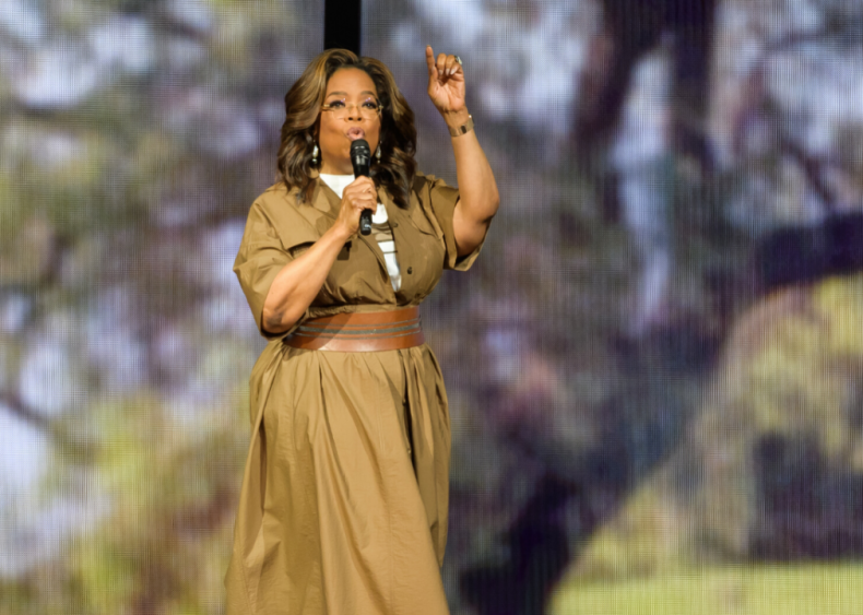 Oprah Winfrey: Harpo Studios