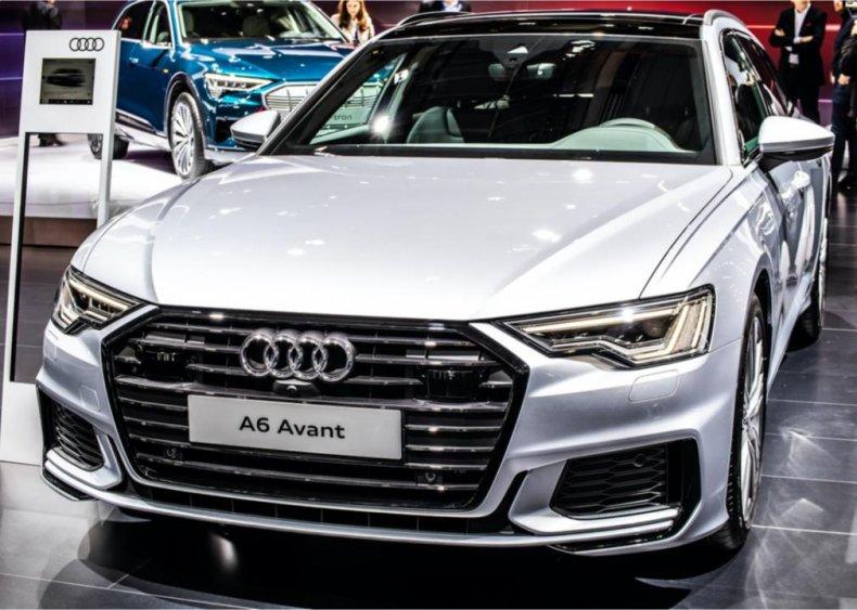 #7. Audi A6