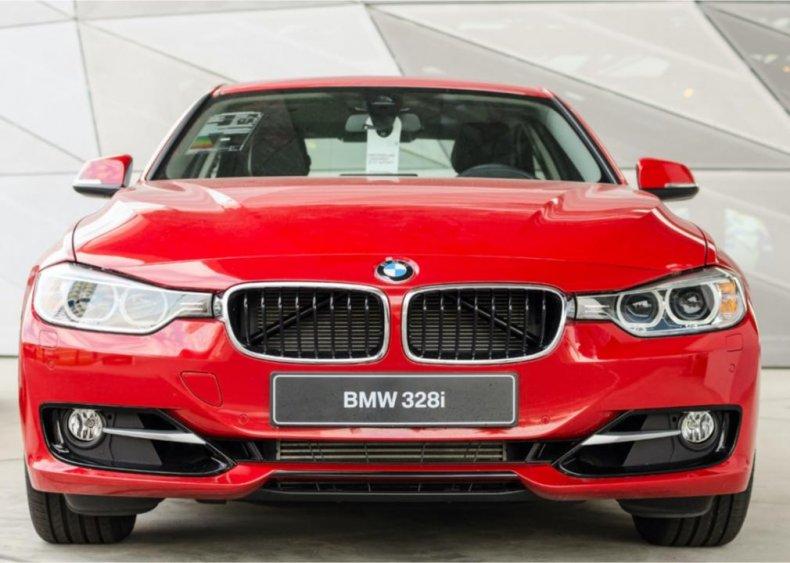 #6. BMW 328i