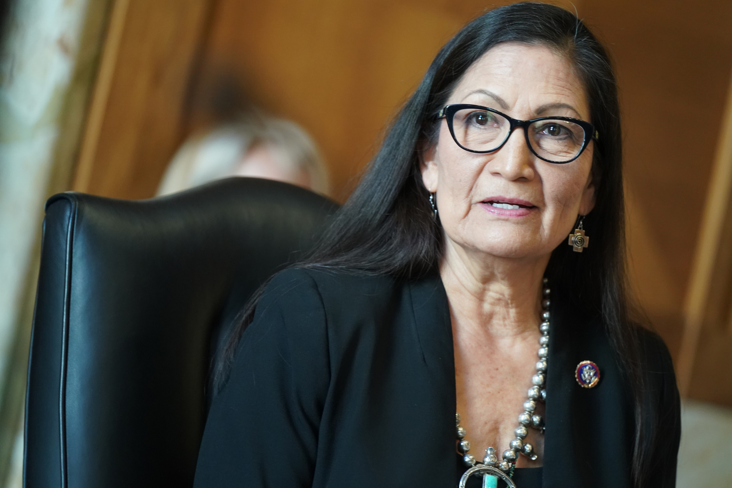 newsweek.com - Emily Czachor - Deb Haaland defends suggestion that federally legal marijuana could fund schools nationwide