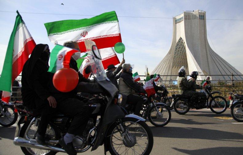 iran, islamic, revolution, anniversary, azadi, square