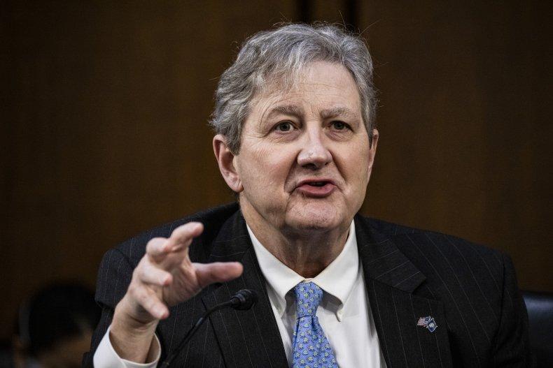 John Kennedy stimulus bill criticisms comments Fox