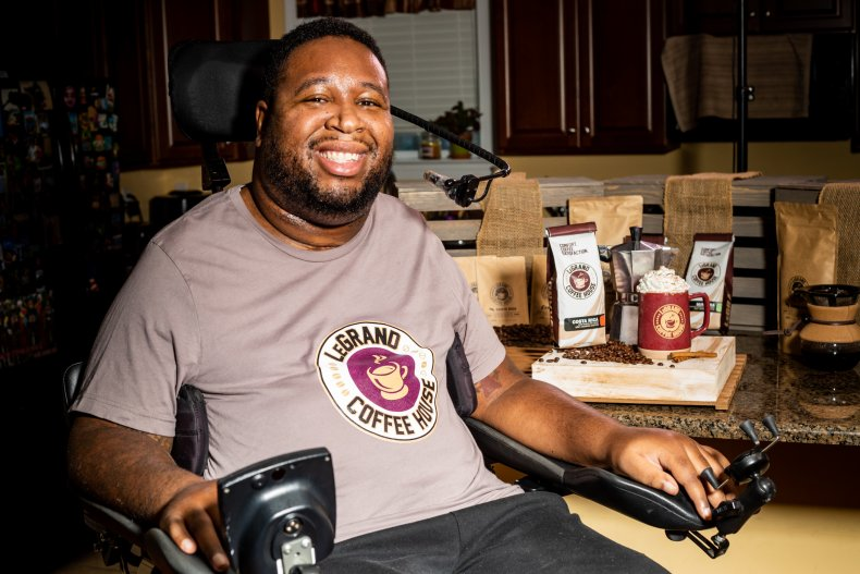 Eric LeGrand Coffee House