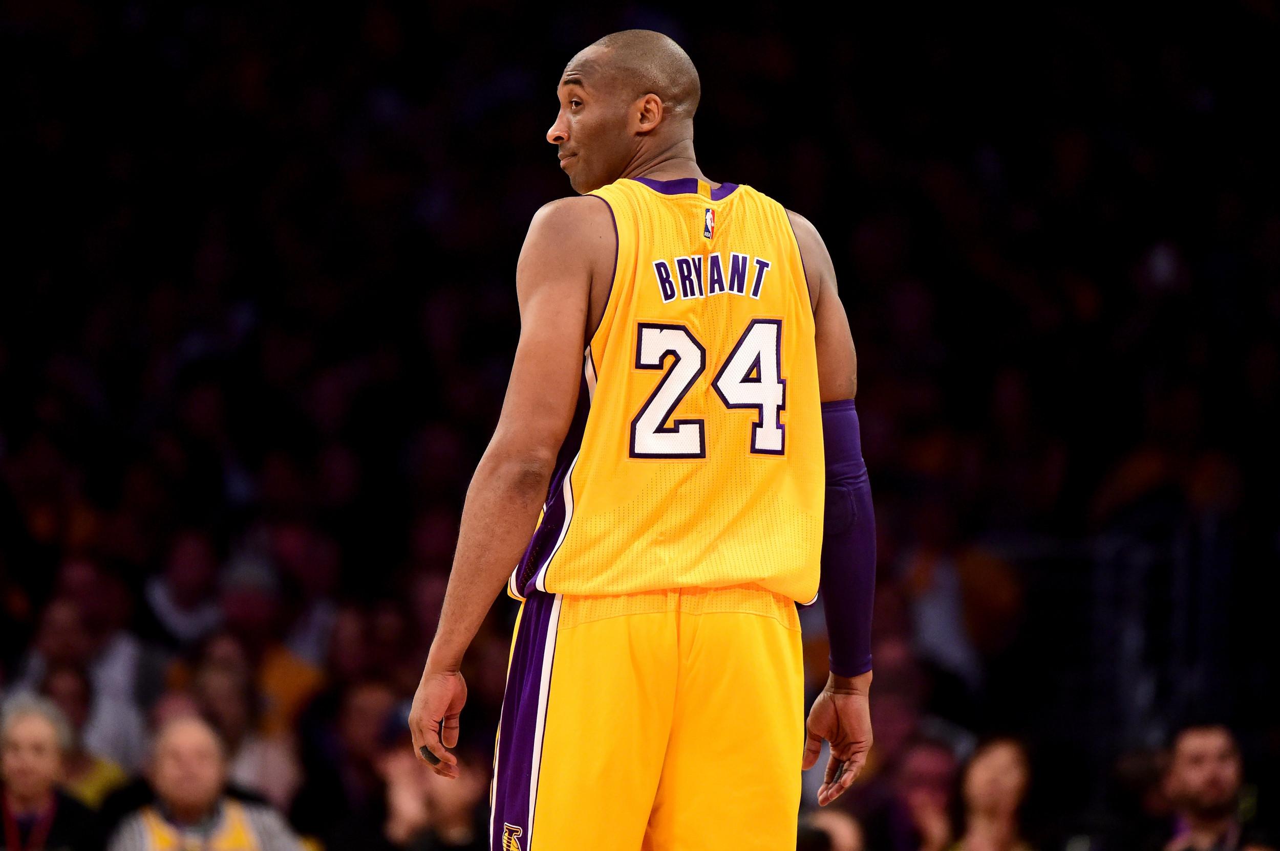 Kyrie Irving Demands NBA Logo Features Kobe Bryant—'Gotta Happen'