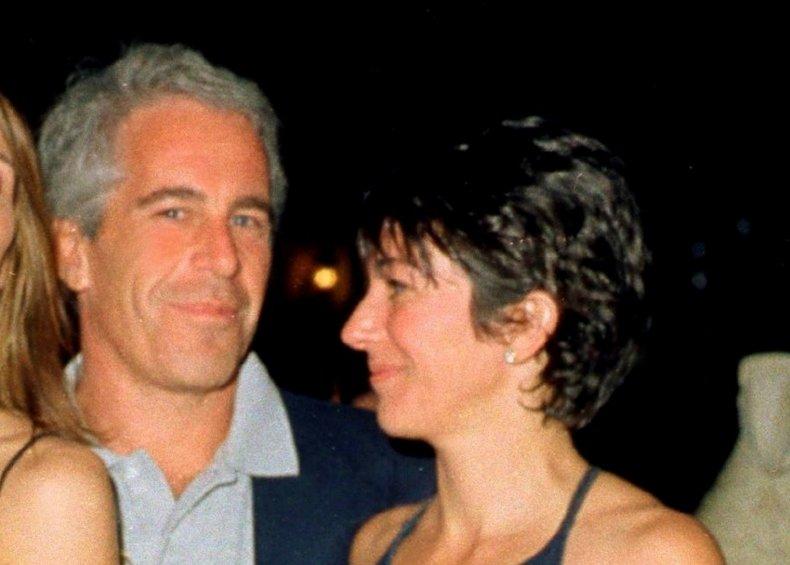 Jeffrey Epstein, Ghislaine Maxwell in Palm Beach
