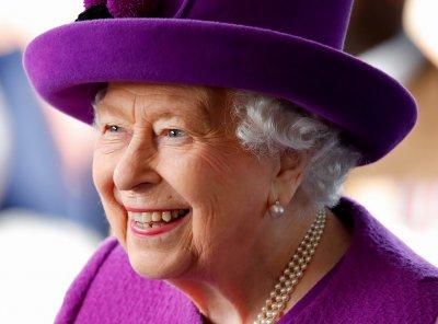 Queen Elizabeth II at Royal British Legion