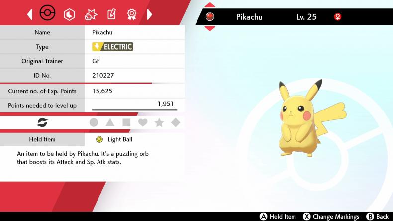 pokemon sword shield singing pikachu