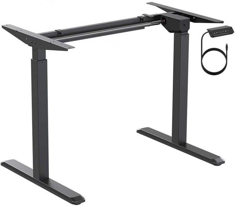 Monoprice desk frame