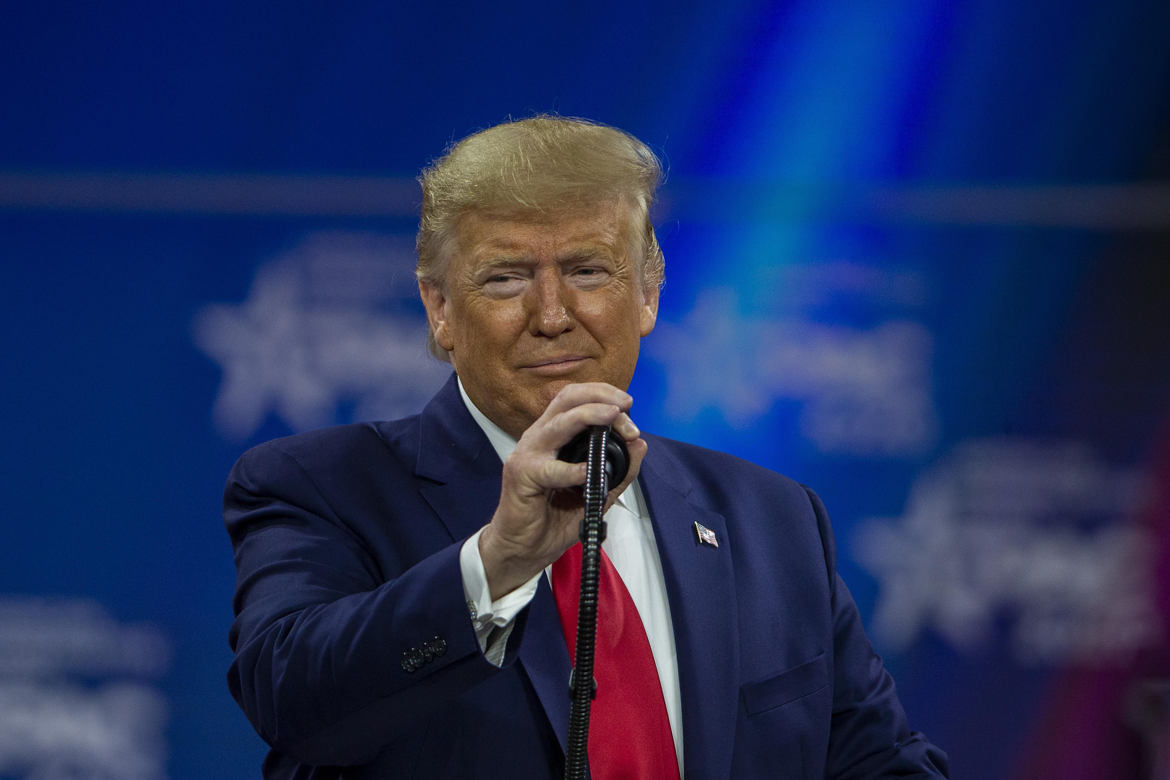 Donald Trump CPAC 2021 Speech
