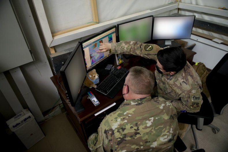 us, military, map, base, kuwait
