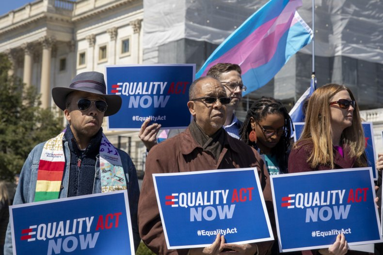 Equality Act LGBT civil rights bill Republicans