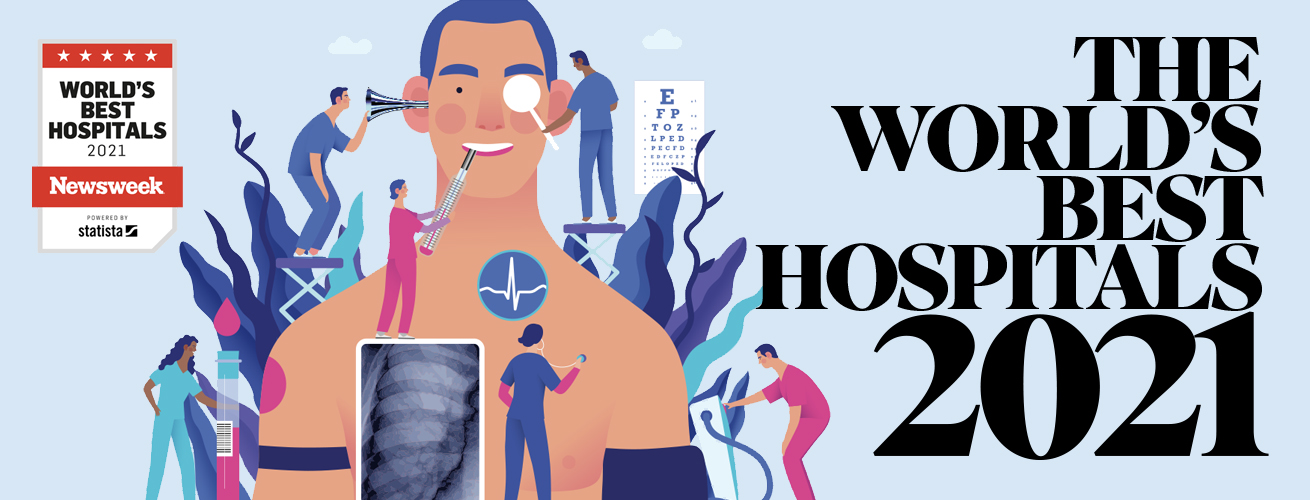 World's Best Hospital 2021