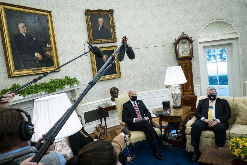 Stimulus Checks, Coronavirus, Joe Biden