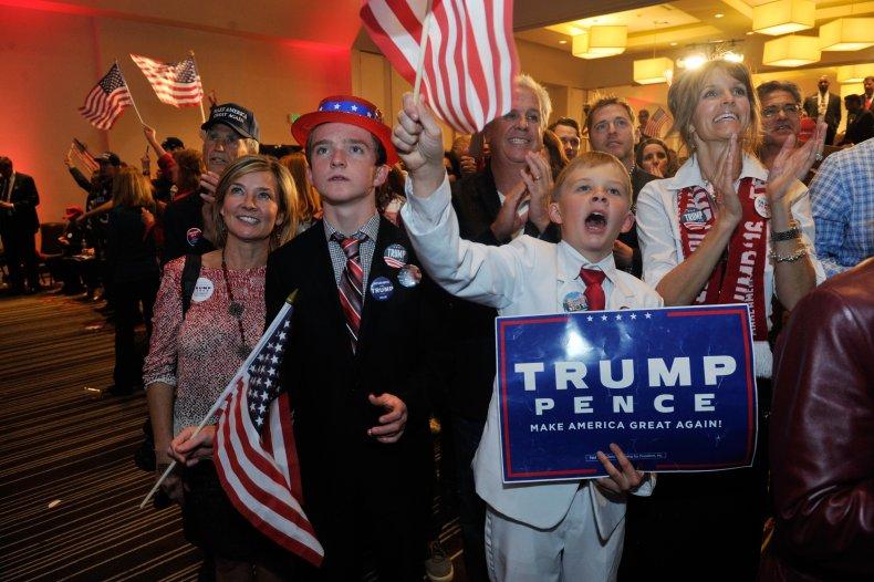 A 2016 Colorado GOP Election Night Event