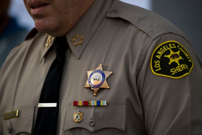 Alex Villanueva LA Sheriff's Department