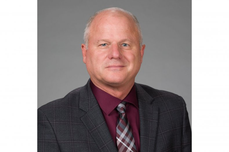 Arkansas State Sen. Jim Hendren