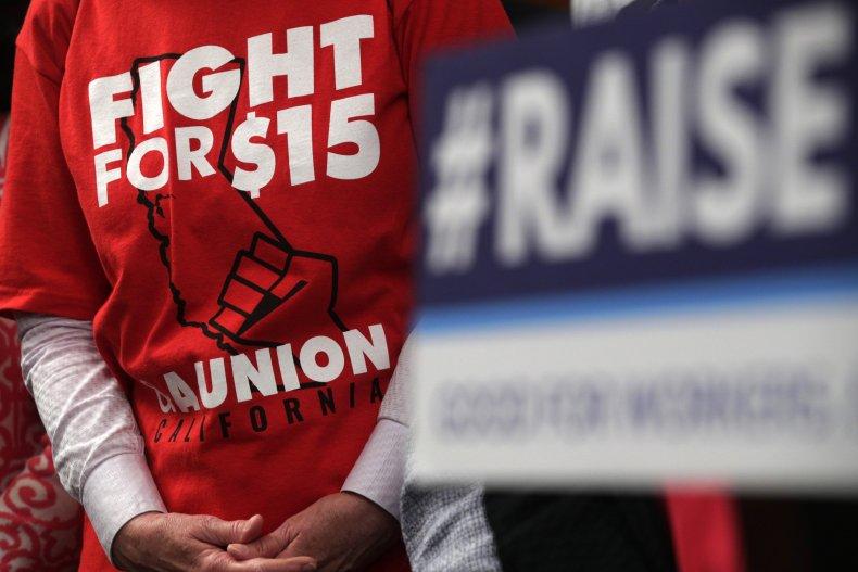 biden minimum wage $15 filibuster