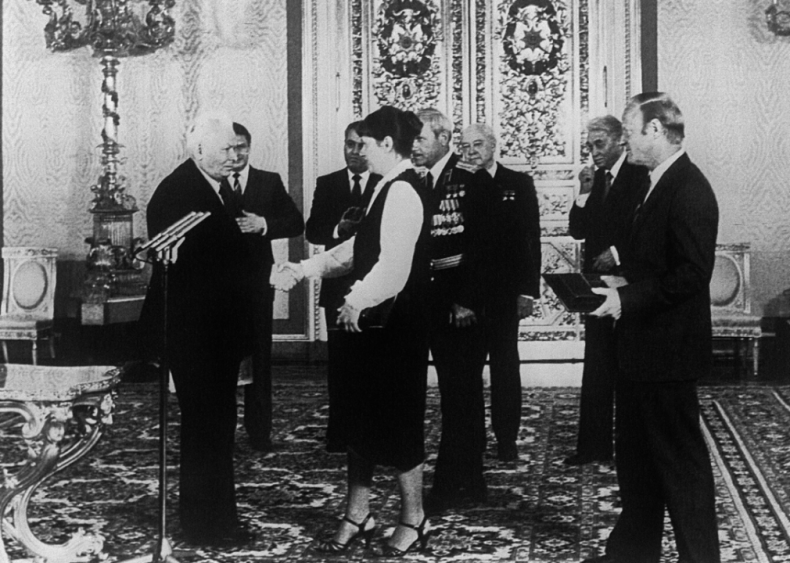1984: First Soviet woman walks in space