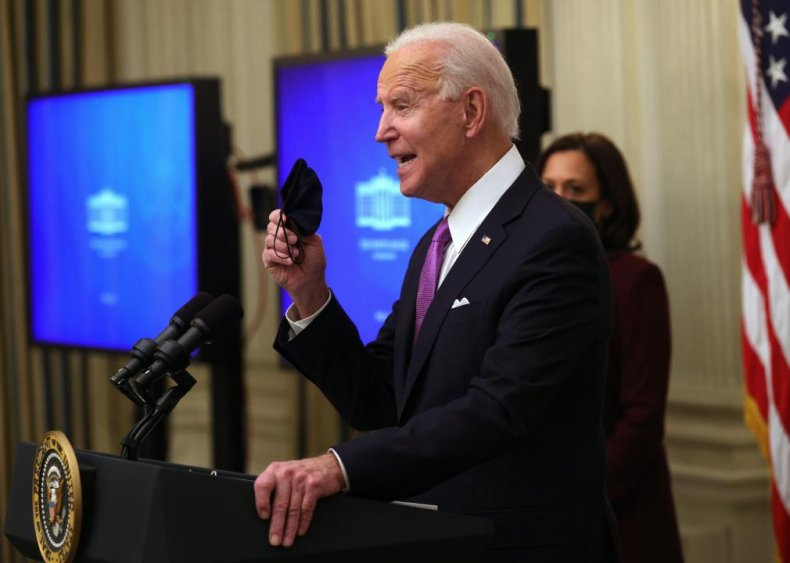 Jan. 20-21: Biden takes office, issues executive orders