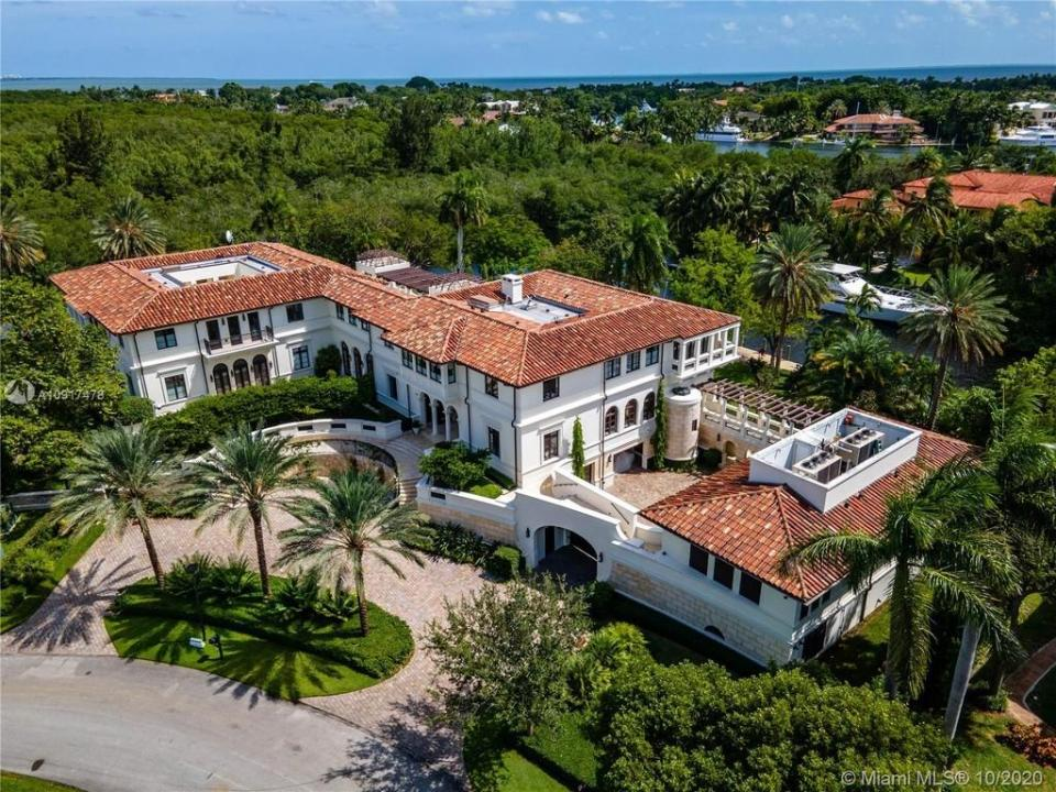 The 13 Most Expensive Celebrity Homes for Sale