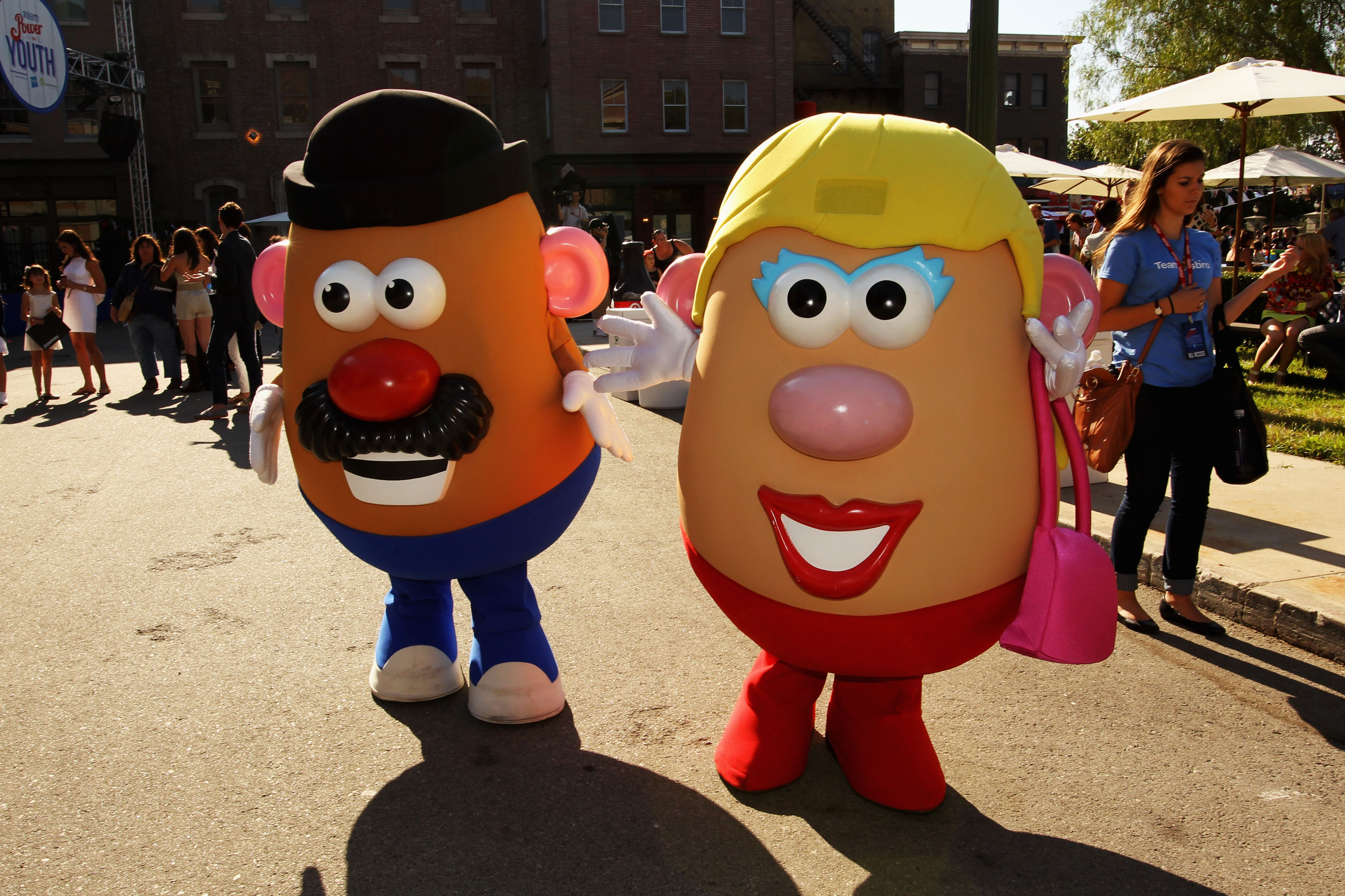 Hasbro Says That Potato Head Will Keep 'Mr.' After Outcry Over Gender-Inclusive Line - Newsweek
