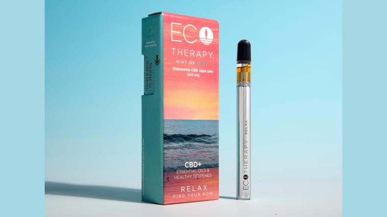 ECO Therapy CBD Vape - Relax