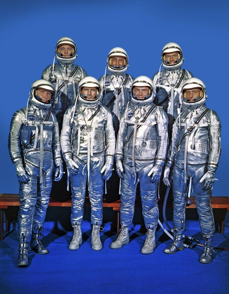 7 Astronauts