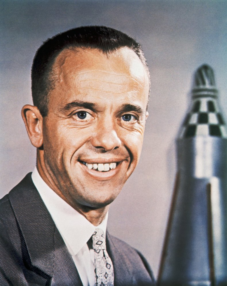 Alan S Spaceman