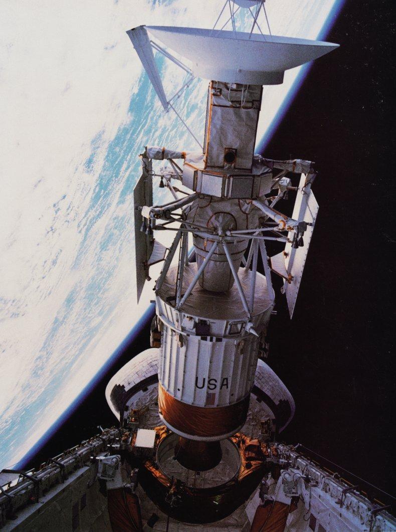 Magellan Spacecraft