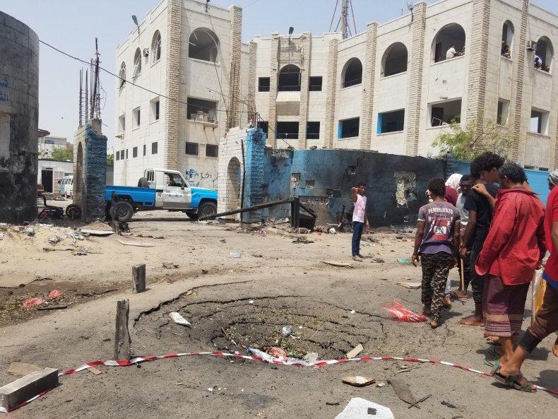 yemen, aden, suicide, bombing
