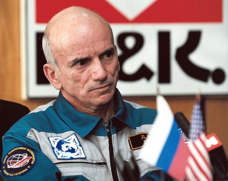 Tito, Space Tourist