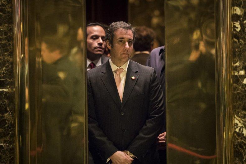 michael cohen attorney donald trump