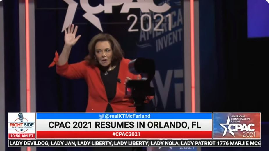 Donald Trump 'Now now not Executed With This Revolution,' Inclined White Dwelling Aide Tells CPAC thumbnail