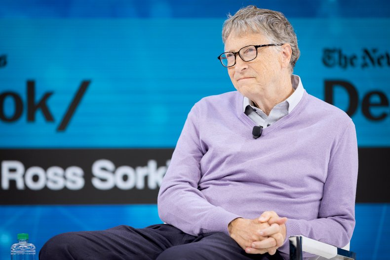 Bill Gates, Co-Chair, Bill & Melinda Gates