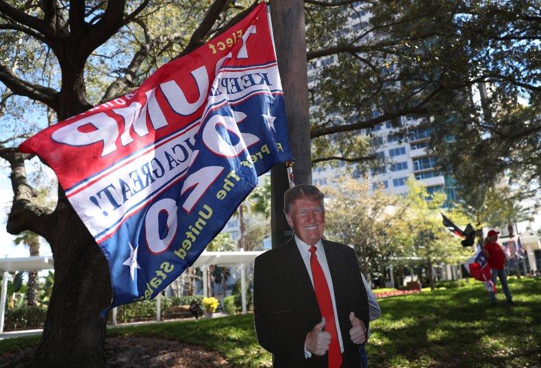Donald Trump, Conservative Political Action Conference, Florida