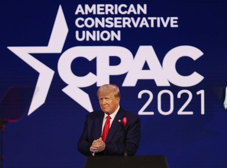 donald trump cpac speech 2021