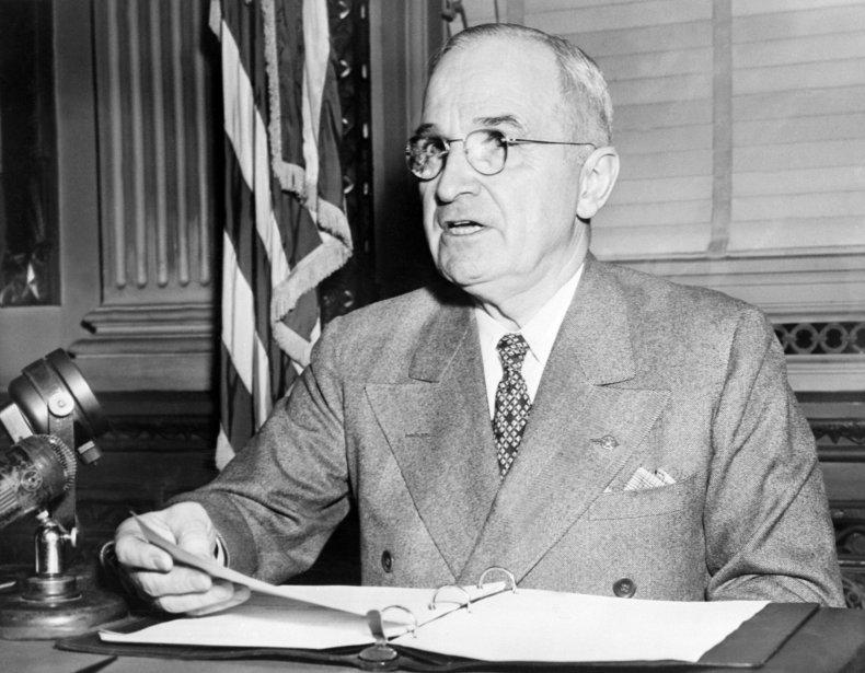 Harry Truman 19445