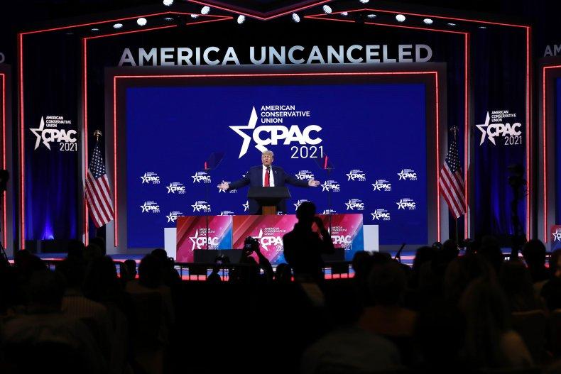 Trump CPAC speech