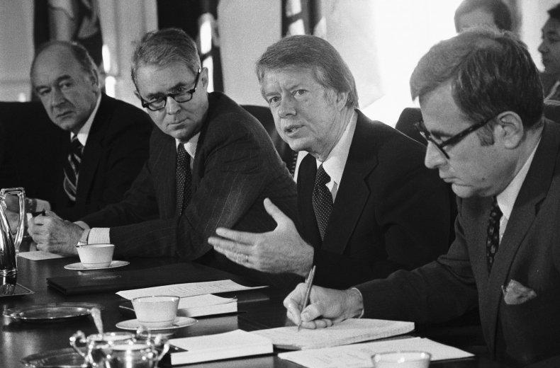 Jimmy Carter 1977 president Washington, D.C.