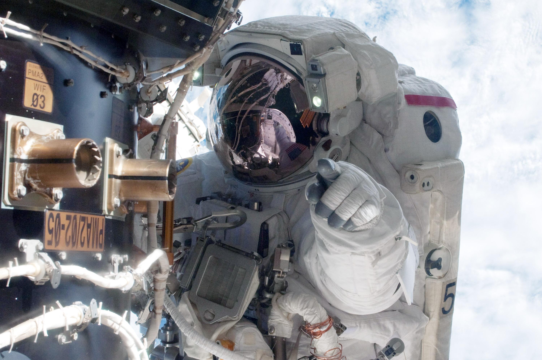 Watch Key Moments From NASA Walk As Kate Rubins, Vic Glover Updates Solar Panels