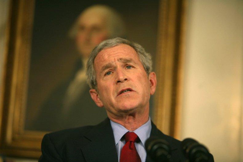 George W. Bush White House 2007