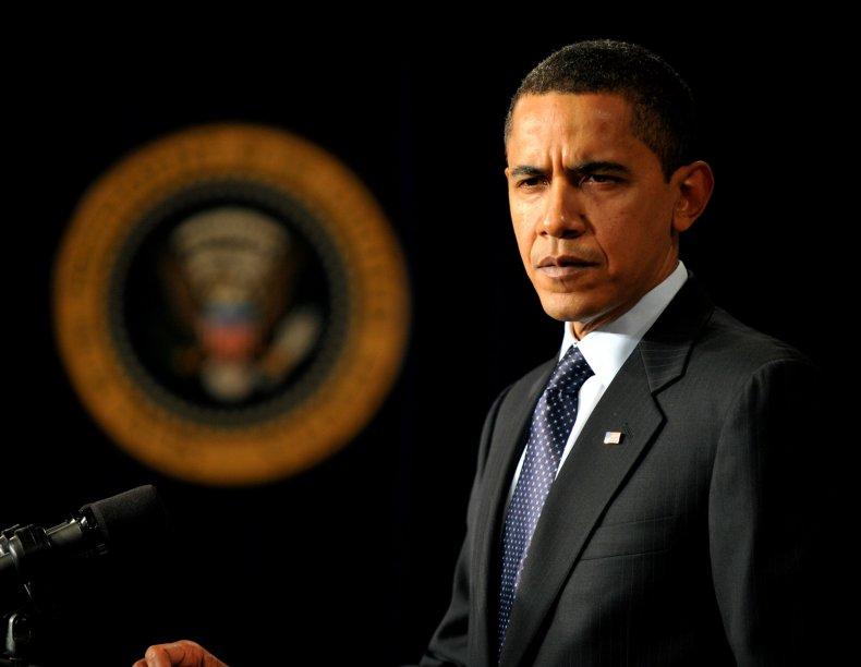 Barack Obama 2009 White House