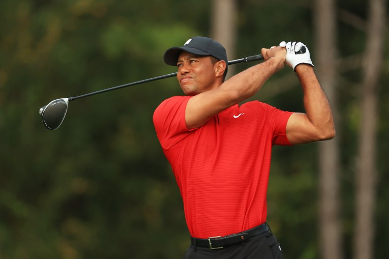 Tiger Woods will continue his recovery