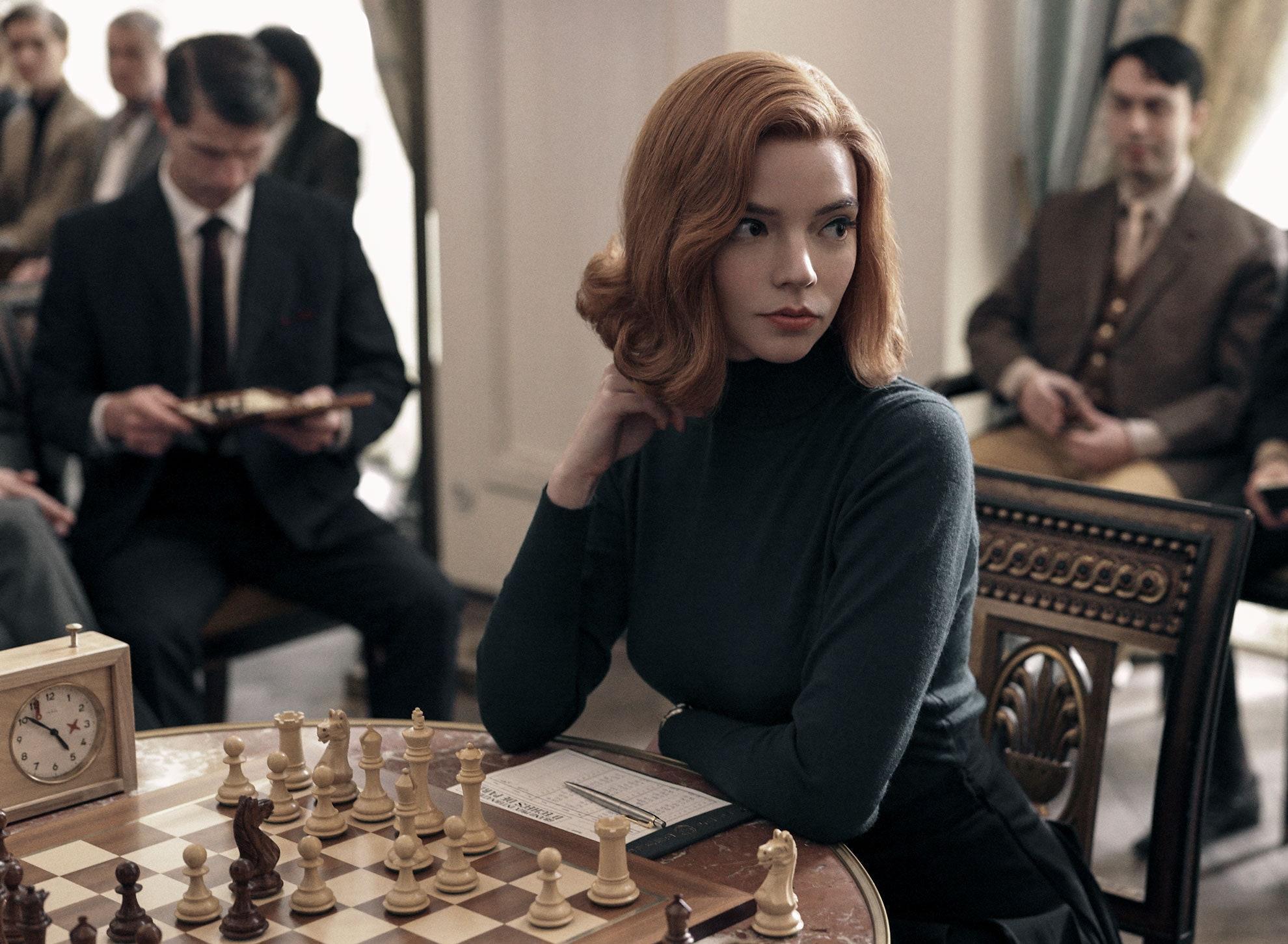 'The Queen's Gambit': Anya Taylor-Joy Talks Season 2 After Golden Globes Win