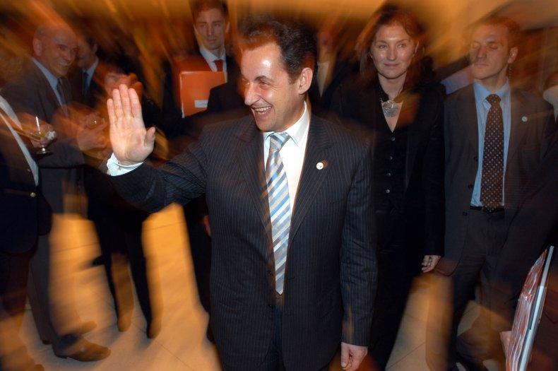 nicolas sarkozy french president convicted