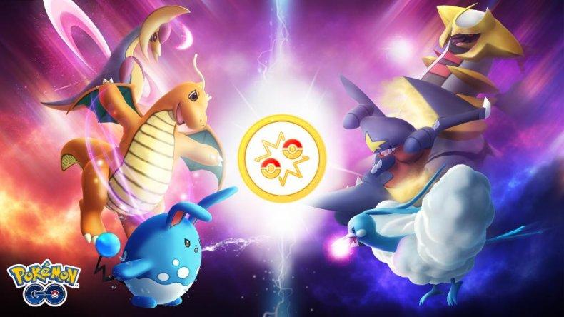 pokemon go battle league dragonite