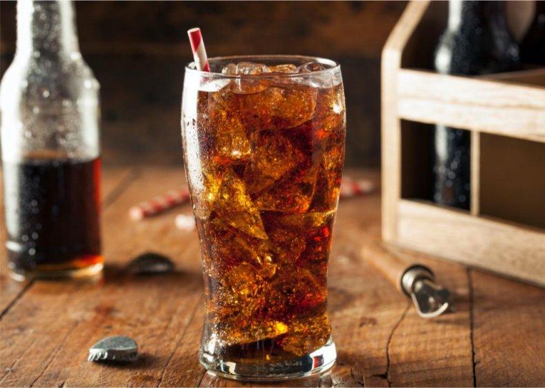 #8. Cola soda