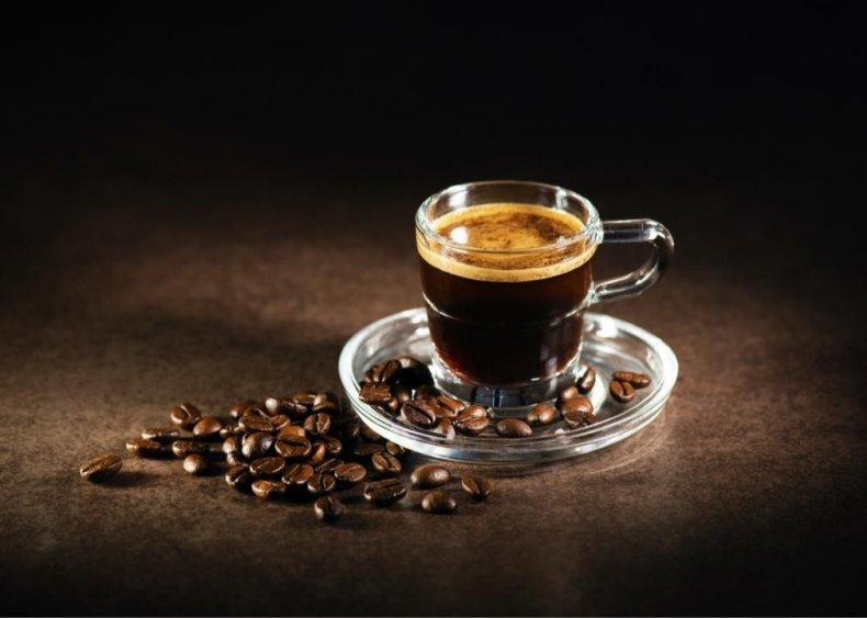 #3. Espresso coffee